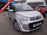 2015 CITROEN C1 1.0 FEEL 5d 68 BHP VVTI £6000.00