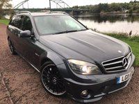 USED 2011 11 MERCEDES-BENZ C CLASS 6.2 C63 AMG 5d AUTO 451 BHP ***Over £7500 of Extras***