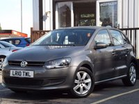 USED 2010 10 VOLKSWAGEN POLO 1.4 SE 5d 85 BHP GREAT V/W POLO STUNNING LOOKING CAR