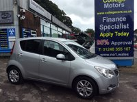 USED 2011 61 VAUXHALL AGILA 1.2 SE 5d 93 BHP, only 52000 miles *****FINANCE AVAILABLE APPLY ONLINE******