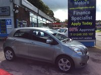 USED 2011 60 TOYOTA YARIS 1.3 TR VVT-I MM 5d AUTO 99 BHP, only 37000 miles *****FINANCE AVAILABLE APPLY ONLINE******