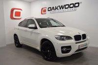 2012 BMW X6 3.0 XDRIVE30D 4d AUTO 241 BHP £20995.00