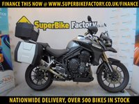 USED 2015 15 TRIUMPH EXPLORER TIGER 1215  ALL TYPES OF CREDIT ACCEPTED  OVER 500 BIKES IN STOCK