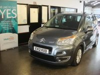 USED 2012 12 CITROEN C3 PICASSO 1.6 PICASSO EXCLUSIVE HDI 5d 90 BHP Three owners, full service history, May 2018 Mot. Supplied with a service and inspection.