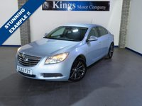 2013 VAUXHALL INSIGNIA 2.0 SE CDTI 5dr  £SOLD