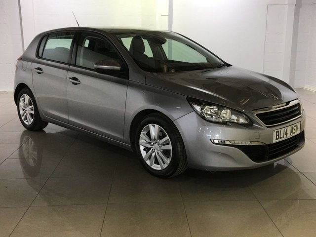 View our 2014 14 PEUGEOT 308 1.6 HDI ACTIVE 5d 92 BHP