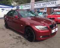 2011 BMW 3 SERIES 2.0 316D ES 4d 114 BHP £7295.00