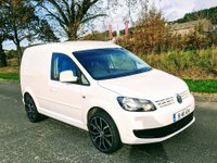 2015 VOLKSWAGEN CADDY STARTLINE 1.6TDI PANEL VAN £9600.00