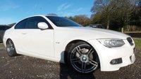 2011 BMW 3 SERIES 2.0 320D M SPORT 2d AUTO 181 BHP £8600.00