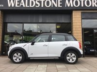 USED 2015 15 MINI COUNTRYMAN 1.6 COOPER ALL4 5d AUTO 121 BHP SUPERB LOW MILEAGE ALL4