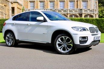 2013 BMW X6 3.0 XDRIVE40D 4d AUTO 302 BHP £24740.00