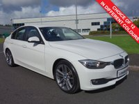 2013 BMW 3 SERIES 2.0 320D EFFICIENTDYNAMICS 4d 161 BHP £9990.00