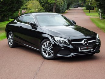 2016 MERCEDES-BENZ C CLASS C 200 SPORT 2d AUTO 181 BHP BEST COLOR COMBO+LOW MILES+SERVICED+REV CAM+MORE FINANCE ARRANGED  £26495.00