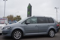 USED 2010 10 VOLKSWAGEN TOURAN 1.9 MATCH TDI 5d 103 BHP