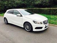 2015 MERCEDES-BENZ A CLASS 2.1 A200 CDI AMG SPORT 5d AUTO 136 BHP £14995.00