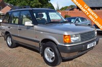 USED 1999 LAND ROVER RANGE ROVER 4.0 4.0 5d AUTO 188 BHP