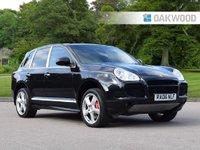 2006 PORSCHE CAYENNE 4.5 TURBO S 5d AUTO 514 BHP £16995.00