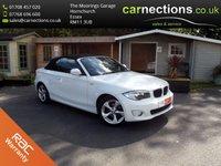2011 BMW 1 SERIES 2.0 118D SPORT 2d 141 BHP £9795.00