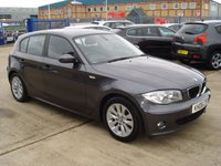 USED 2006 06 BMW 1 SERIES 2.0 120I SE 5d AUTO 148 BHP