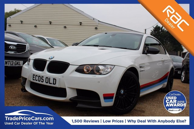 View our 2010 05 BMW M3 4.0 M3 2d 414 BHP