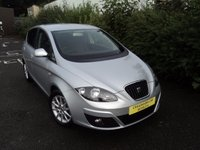 2012 SEAT ALTEA 1.6 SE ECOMOTIVE CR TDI 5d 103 BHP £6488.00