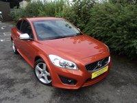 2011 VOLVO C30 1.6 D2 R-DESIGN 3d 113 BHP £6488.00