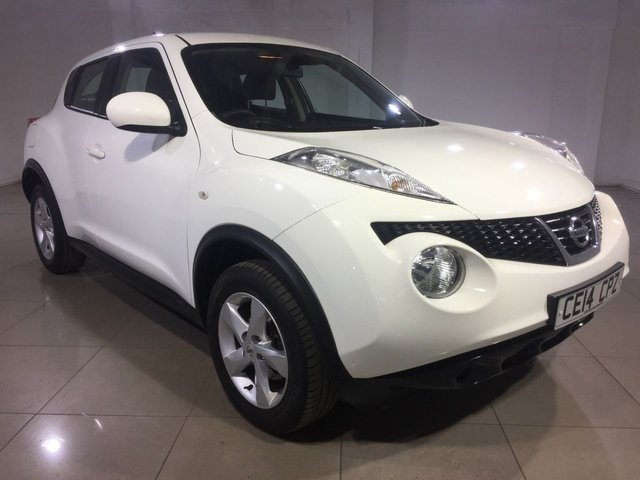 View our 2014 14 NISSAN JUKE 1.6 VISIA 5d 93 BHP