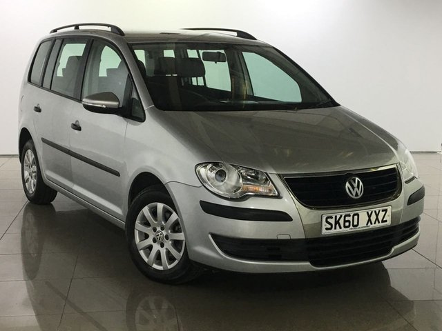View our 2010 60 VOLKSWAGEN TOURAN 1.9 S 5d 89 BHP