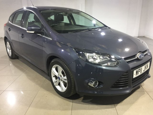 View our 2011 11 FORD FOCUS 1.6 ZETEC 5d 124 BHP