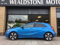 USED 2013 63 MERCEDES-BENZ A CLASS 1.5 A180 CDI BLUEEFFICIENCY SPORT 5d 109 BHP OVER £3500 WORTH OF OPTIONS + £20 ROAD TAX