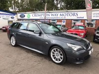 USED 2009 09 BMW 5 SERIES 2.0 520D M SPORT TOURING 5d 175 BHP 0% AVAILABLE ON THIS CAR PLEASE CALL 01204 317705