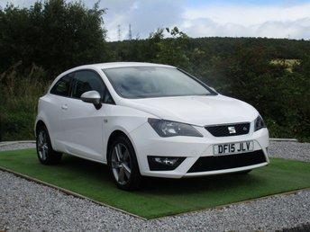 2015 SEAT IBIZA 1.2 TSI FR DSG 3d AUTO 104 BHP £9000.00
