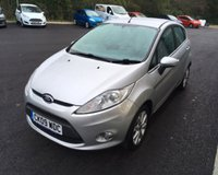 USED 2009 09 FORD FIESTA 1.25 ZETEC THIS VEHICLE IS AT SITE 1 - TO VIEW CALL US ON 01903 892224
