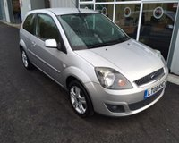 USED 2008 08 FORD FIESTA 1.25 ZETEC CLIMATE 3d THIS VEHICLE IS AT SITE 1 - TO VIEW CALL US ON 01903 892224
