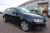 USED 2012 12 AUDI A3 1.6 TDI SE 5d 103 BHP LOW DEPOSIT OR NO DEPOSIT FINANCE AVAILABLE.
