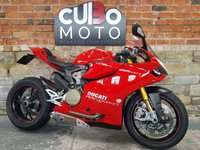 USED 2012 12 DUCATI 1199 PANIGALE S ABS  Termignoni Exhaust