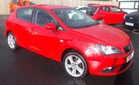 2014 SEAT IBIZA 1.4 TOCA 5d 85 BHP £6495.00