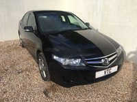 USED 2007 04 HONDA ACCORD 2.2 I-CDTI SE 4d 140 BHP