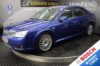 2007 FORD MONDEO}