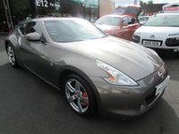 USED 2009 59 NISSAN 370Z 3.7 V6 3d 326 BHP 12 MONTHS MOT... 3 MONTHS WARRANTY.. FINANCE AVAILABLE