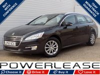 USED 2013 62 PEUGEOT 508 2.0 HDI SW SR 5d 140 BHP BLACK FRIDAY WEEKEND EVENT, NAV, 2 OWNERS, SERVICE HISTORY