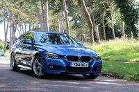 2014 BMW 3 SERIES 2.0 320D M SPORT TOURING 5d AUTO 181 BHP £15950.00