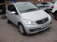 USED 2012 12 MERCEDES-BENZ A CLASS 1.5 A160 CLASSIC SE 5d AUTO 95 BHP GUARANTEED, MILEAGE, VERY GOOD CLEAN CONDITION, HUGE SPEC