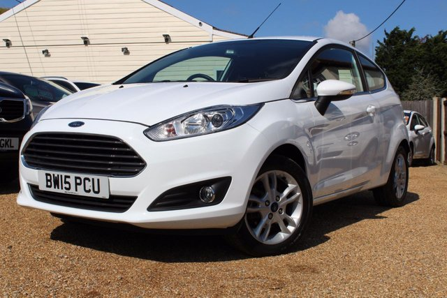 View our 2015 15 FORD FIESTA 1.2 ZETEC 3d 81 BHP