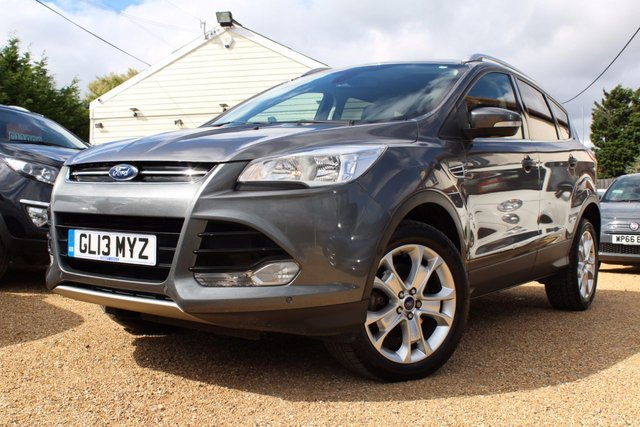 View our 2013 13 FORD KUGA 2.0 TITANIUM TDCI 5d 160 BHP