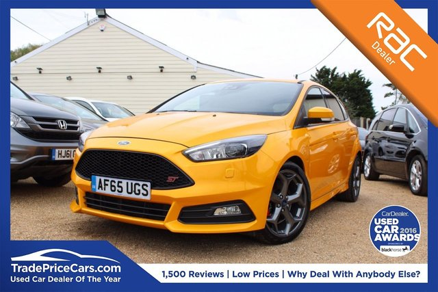 View our 2015 65 FORD FOCUS 2.0 ST-3 TDCI 5d 183 BHP
