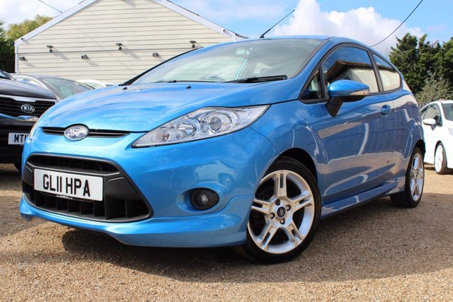 View our 2011 11 FORD FIESTA 1.6 ZETEC S TDCI 3d 94 BHP