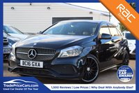 USED 2016 16 MERCEDES-BENZ A-CLASS 2.1 A 200 D AMG LINE 5d 134 BHP BLUETOOTH, PARKING AID, REV CAMERA