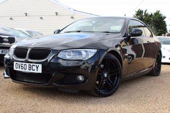 2010 BMW 3 SERIES 2.0 320I M SPORT 2d 168 BHP £9500.00