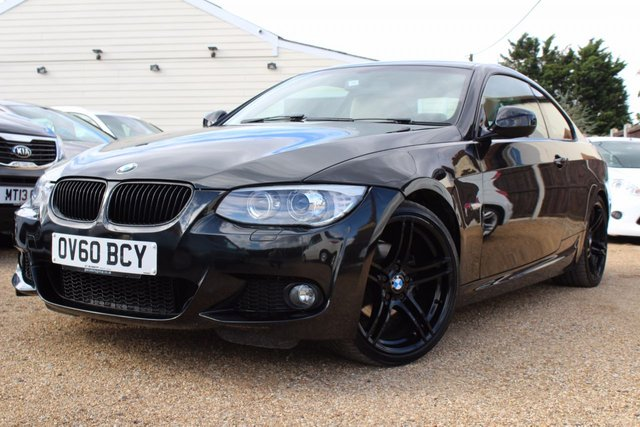 View our 2010 60 BMW 3 SERIES 2.0 320I M SPORT 2d 168 BHP